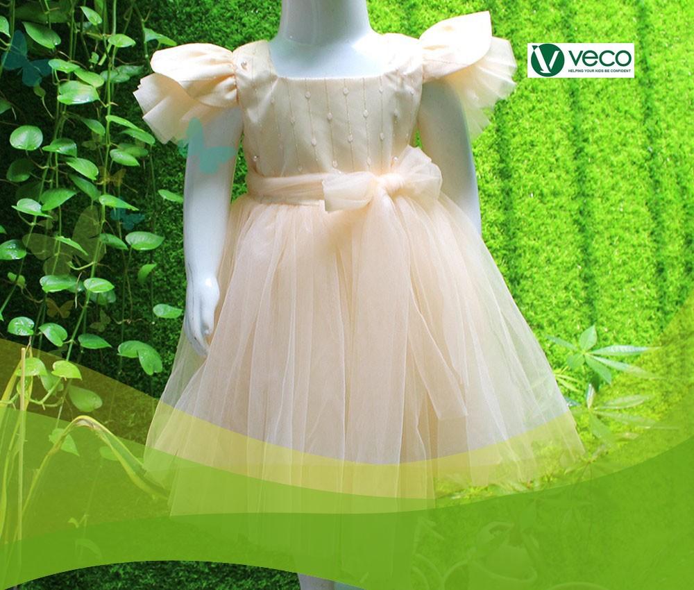Quần áo Tết 2020 đẹp cho bé gái-Xưởng quần áo trẻ em giá sỉ Veco